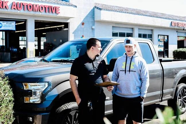 header test gilbert az auto repair