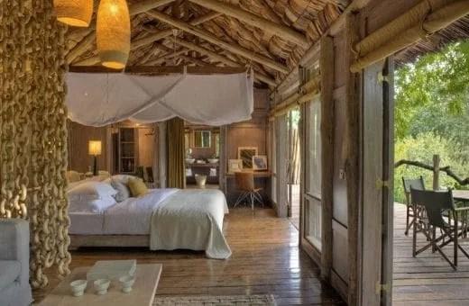 voyage de luxe en Tanzanie lodge de charme safari lac manyara