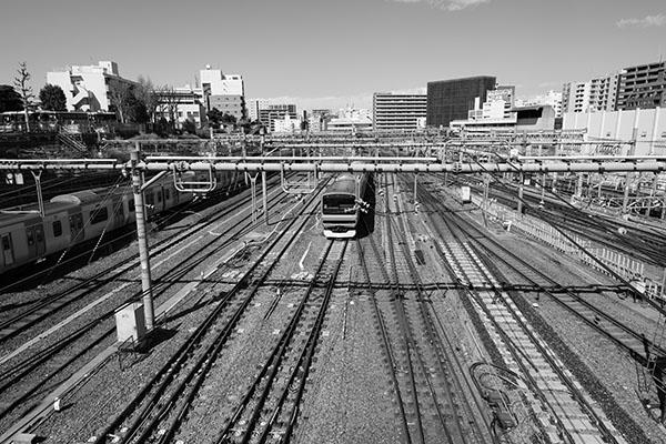 上野駅 XF16mm F2.8