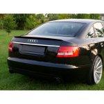 Spoiler Cap Passend Fur Audi A6 C6 S Line Vor Facelift Schwarz Hochglanz Gunstig Im Online Shop Von Mm Concetps Kaufen Mm Concepts Online Shop Fur Felgen Reifen Tuningteile
