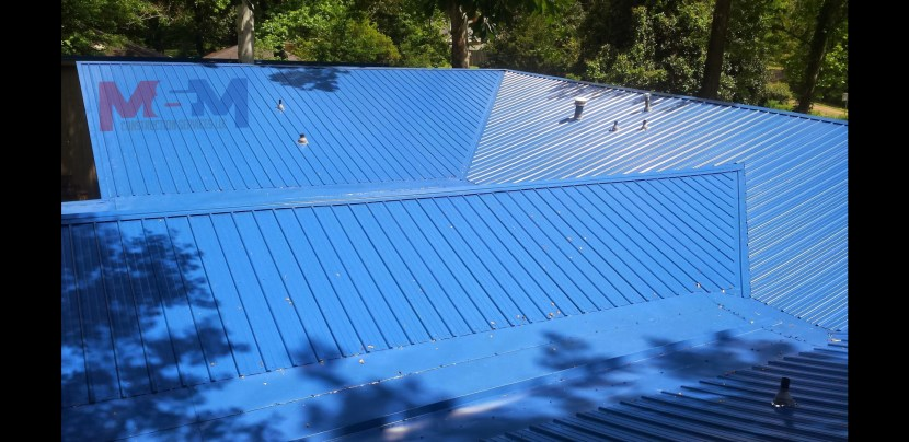 M&M Construction Services LLC licensed general contractor, best metal roofing ms, metalroofingprosms
