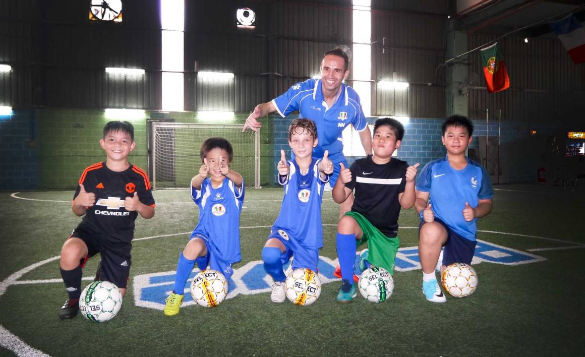 Malaysia Junior Football Soccer Club - Youth Football Academy