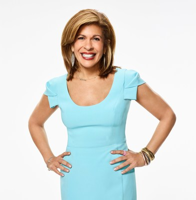 Hoda Kotb. Photo credit Patrick Randak.