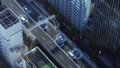 global vehicle-to-everything V2X market