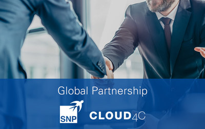 Cloud4C and SNP Ink Global Partnership Agreement