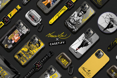 The tech accessory giant celebrates the legendary martial artist's 80th birthday with special edition phone cases and commemorative lifestyle products.