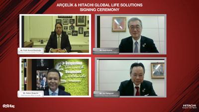 Arcelik-Hitachi GLS