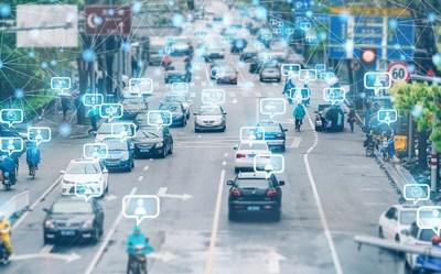 智慧城市交通