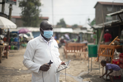 Butterfly Network and Access Afya Recognized by the World Bank Group-CES Global Tech Challenge for Work Around Solving for Accessible, Affordable Healthcare through Innovative Telehealth Model in Kenya. Image courtesy of Access Afya.