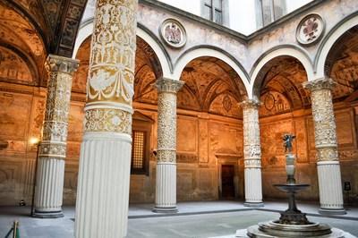 開雲集團捐資翻新佛羅倫斯市韋奇奧宮(Palazzo Vecchio)庭院