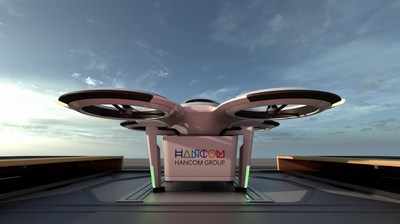 Hancom Group CES 2021 Showcases Game Changing Productivity and Collaboration Solutions, Artificial Intelligence and Robots, Smart City, and Blockchain Security.