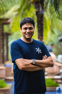 Pushkar Mukewar, Co- Founder and CEO, Drip Capital
