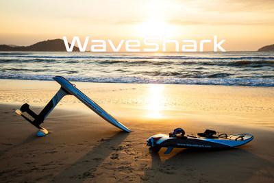 WaveShark Foil(left) and WaveShark Jetboard(right)