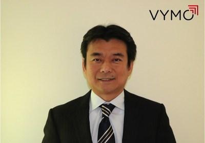 Mr. Shigeru Harasawa, Vymo Japan President