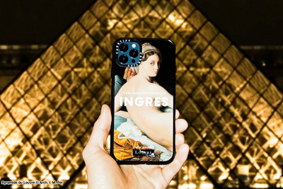 The collaboration between the musée du Louvre and CASETiFY introduces some of the most recognized artwork in the world to the global case brand's premium tech accessories.