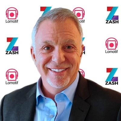 Vincent Butta, Zash Co-founder