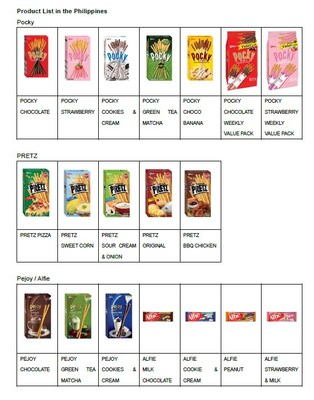 Glico Philippines, Inc. announced the launch of the new Pocky Sakura in the Philippines