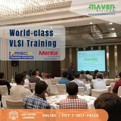 Maven Silicon offers cloud-based online VLSI courses worldwide for the electrical engineers who aspire to grow as Chip Designers in the Semiconductor Industry