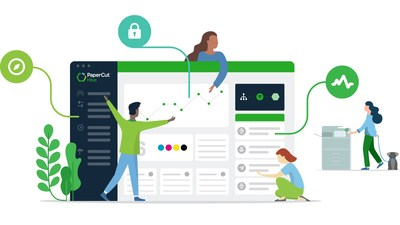 PaperCut Hive, cloud-native print management solution, launched today