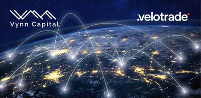香港金融科技公司Velotrade從Vynn Capital獲得資金,達成合作關係