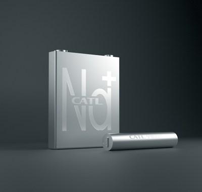 寧德時代第一代鈉離子電池