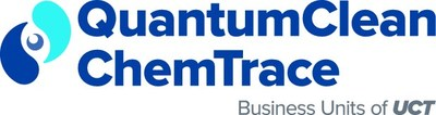 QuantumClean ChemTrace Logo