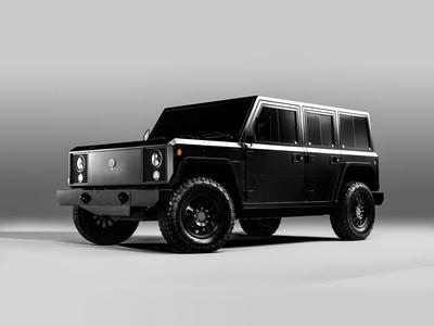 Bollinger Motors B1 Electric Sport Utility Truck