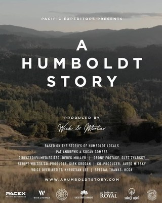 "Pacific Expeditors presents ""A Humboldt Story."""