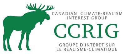 Logo: Canadian Climate Realism Interest Group (CCRIG) (CNW Group/Canadian Climate Realism Interest Group (CCRIG))