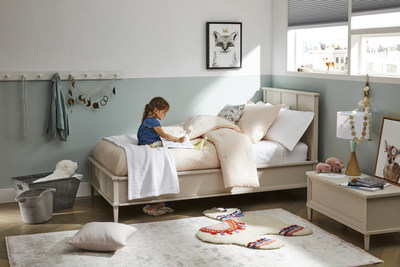 bed bath beyond introduces first ever children s private label home furnishings brand marmalade