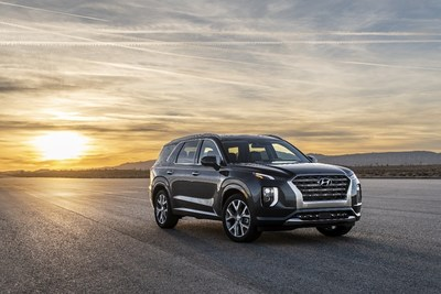 2020 Hyundai Palisade Named Official Show Vehicle of the 49th Annual Miami International Auto Show