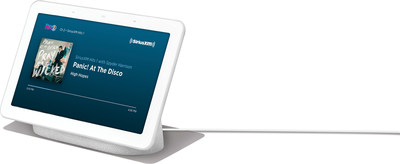 SiriusXM's acclaimed programming, featuring Howard Stern, commercial-free music, plus sports, talk, comedy, news, entertainment and more will be available on Google Assistant enabled devices like Google Nest speakers and displays.