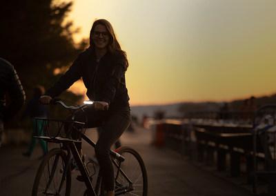 MPOWERD's Luci Solar Bike Light Set