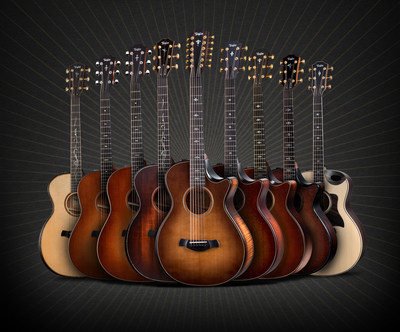 Taylor Guitars expands its award winning Builder's Edition collection