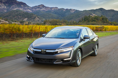 The 2020 Honda Clarity Plug-In Hybrid begins arriving at dealerships tomorrow with an award-winning combination of an excellent electric-only range2, interior space and comfort, and unmatched driving refinement in its class.