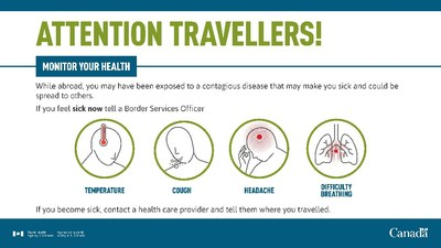 Attention Travellers!