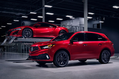 2020 Acura MDX PMC Edition