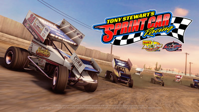 Tony Stewart's Sprint Car Racing launches February 14, 2020 on the Xbox One and Playstation 4.