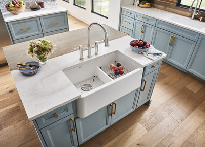 blanco introduces new ikon 33 1 3 4 farmhouse sink with on farmhouse sink lowest price id=32079