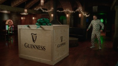 Guinness is teaming up with Nick Offerman to give you an entire month to get ready for his favorite day of the year – St. Patrick's Day – with the official Guinness Countdown to St. Patrick's Day.