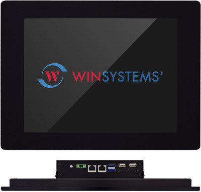 WINSYSTEMS' PPC12-427 is an IP65-Certified 12-inch Panel PC with Intel® Atom™ E3900 Processor and PCAP Touchscreen