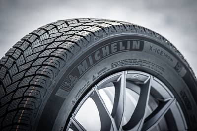 The MICHELIN X-ICE Snow winter tire will be available beginning in fall 2020 and feature improved snow and ice handling and braking in all winter conditions. The tire is also designed and produced to perform consistently throughout the life of the tire allowing drivers to use the tire an average of one additional winter season as compared to leading competitor tires.