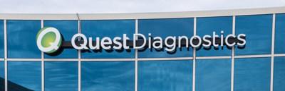 Quest Diagnostics, Chantilly, Virginia. (PRNewsfoto/Quest Diagnostics)