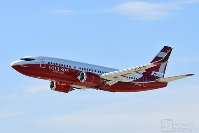 737 FIRELINER - Tanker 137 (CNW Group/Coulson Aviation (USA) Inc.)