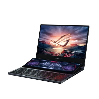 Introducing the ASUS ROG Zephyrus Duo 15 (GX550) with the ScreenPad Plus