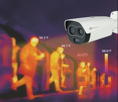 Fever detecting cameras help speed up security checkpoints while identifying individuals that have symptoms that can be early stages of a virus. This can help prevent spread and help keep our supply chains operating.