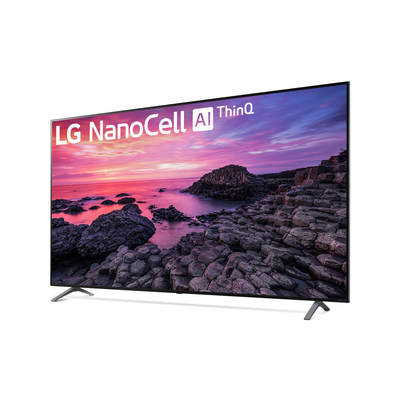 LG Electronics USA announced pricing and availability of 2020 LG NanoCell TVs, featuring 12 new models led by the stunning large-screen 86-inch class Nano90 4K UHD model which was a CES 2020 Innovation Award winner and the Nano99 Real 8K series featuring 75-inch and 65-inch class models.