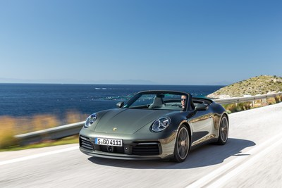 Porsche Track Your Dream is initially being made available for customer-ordered 911 sports cars.