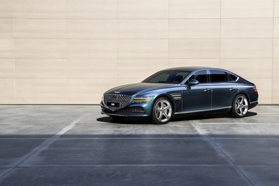 Genesis announces pricing on the all-new 2021 Genesis G80 luxury sedan; starts at competitive $47,700.