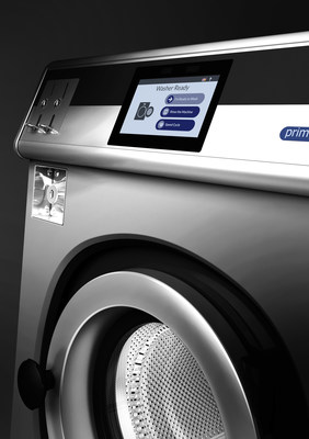 Primus presents the new FX soft-mount washer extractor range with innovative touch screen XControl Flex control platform. Combined with i-Trace monitoring solution, this new solution enables on-premises laundry managers or laundromat owners to monitor their operations anywhere they are.